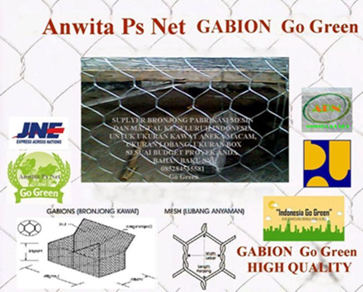 Jual Bronjong Murah Anwita Ps Net in Ciamis, Jawa Barat