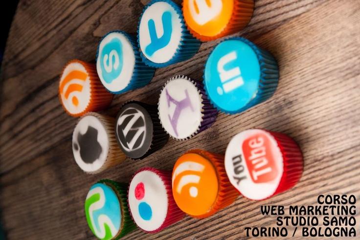 Social cakes