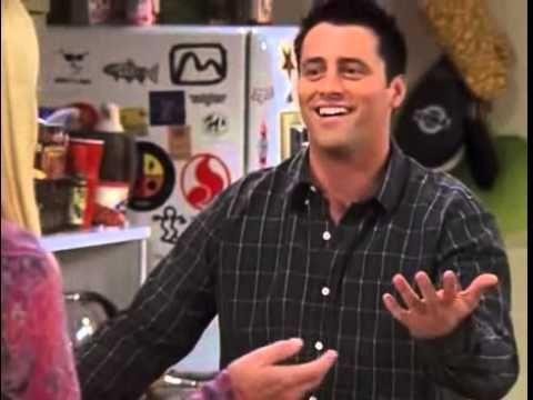 Joey aprende francés (Friends - Subtitulado) - YouTube
