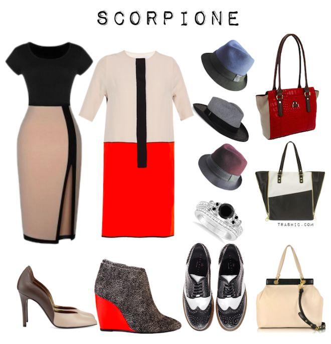 Lo stile più adatto alle caratteristiche dello Scorpione.