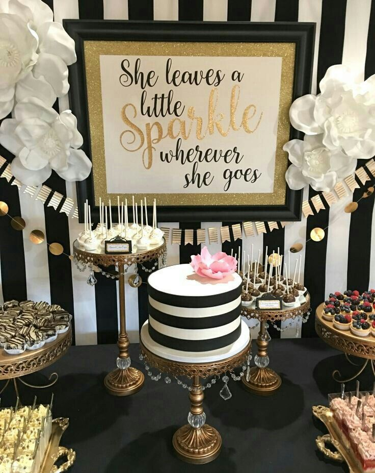 25 best Kate Spade inspired party ideas
