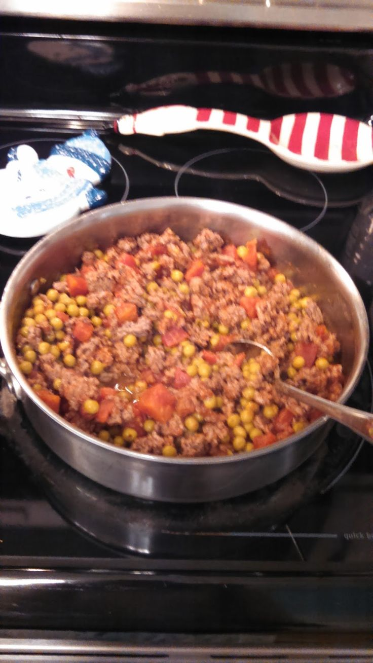 Adventures With Toddlers and Preschoolers: Quick & Easy Shepherds Pie Recipe With Just 4 Ingredients!
