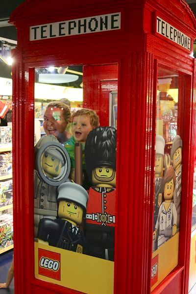 Ten things to do in London with kids--five of them free!