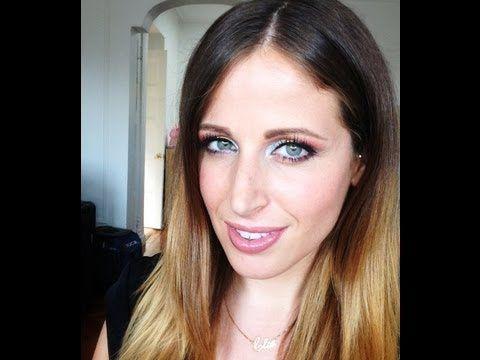 Makeup tutorial Trend Metallici ORO Argento