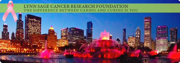 LSCRF Lights Chicago PINK! Join us in October.