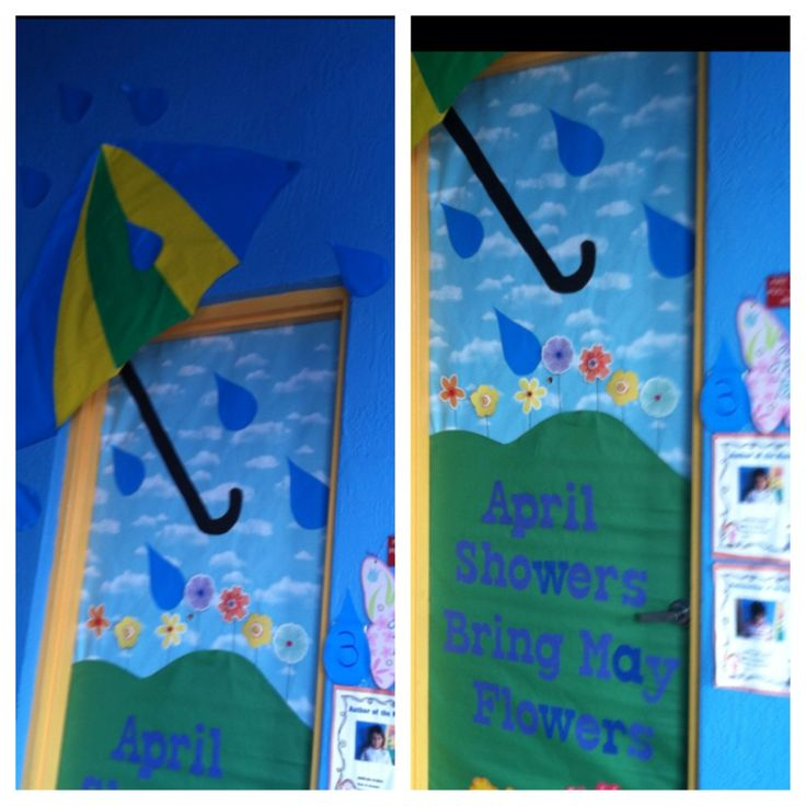 Classroom Decorations For April ~ Best images about door decorations on pinterest