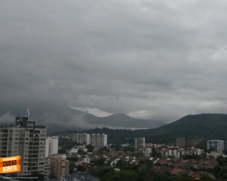 La verdad nos gustan estos días perezosos en Bucaramanga. Gracias @Juliana_Caceres por compartir esta foto.