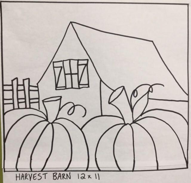 Harvest Barn 12 x 11