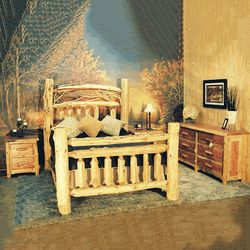 Log Bedroom Sets Adorable Best 25 Log Bedroom Sets Ideas On Pinterest  Bed Designs In Wood Design Decoration