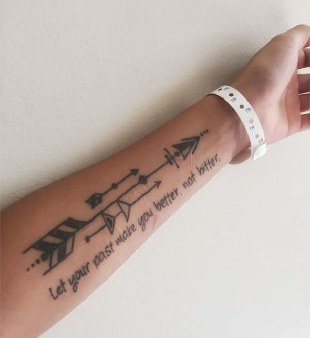 77 Best Tatoos That Hide Scars Images On Pinterest