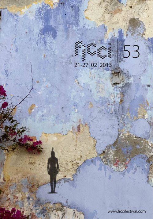Afiche oficial del 53º Festival Internacional de Cine de Cartagena de Indias FICCI