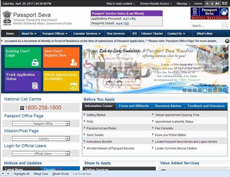 How to Apply for PassportOnline in Delhi – Complete Registration Details
