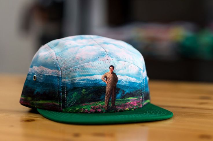 Glorious Leader 5-panel Hat