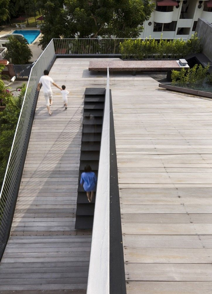 Maximum Garden House / Formwerkz Architects