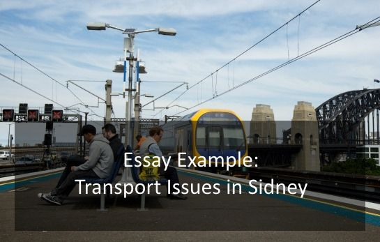 transport essay writing