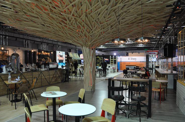 Exibition pavilion Vivartia Athens, PALY architects Lykoudis Papaspiliopoulou