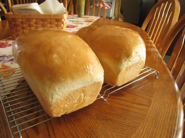 I'm new to making homemade bread.  This is the only recipe for bread I've tried but it's turned out perfect every time!