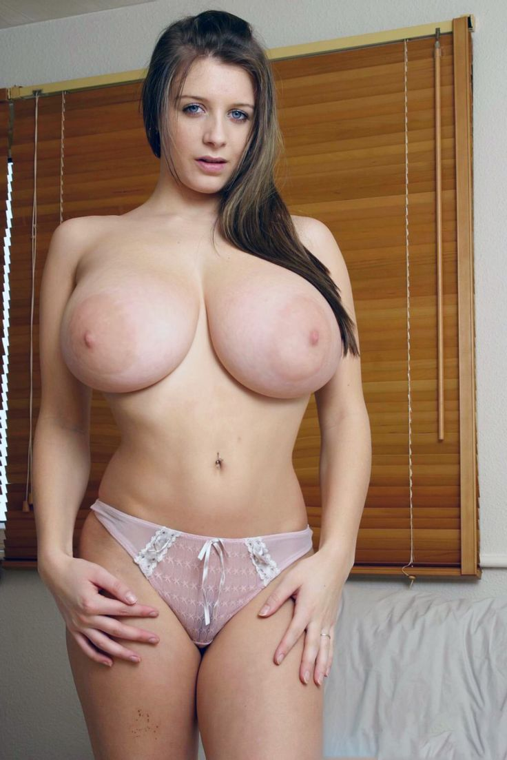 Lovely large breasts