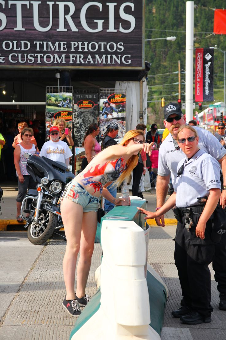 29 Best Women Of Sturgis Images On Pinterest  Biker Chick -8357