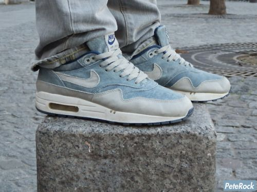 nike air max 1 denim for sale