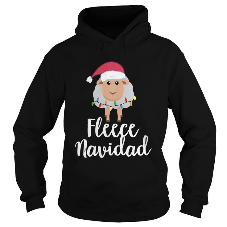 Fleece Navidad Sheep Face Santa Hat Xmas Holiday Pun T-Shirt, Order HERE ==> https://sunfrog.com/141926327-1102879296.html?8273, Please tag & share with your friends who would love it, uncle movie, nana manga, nana osaki #renegadelife #decor #humor