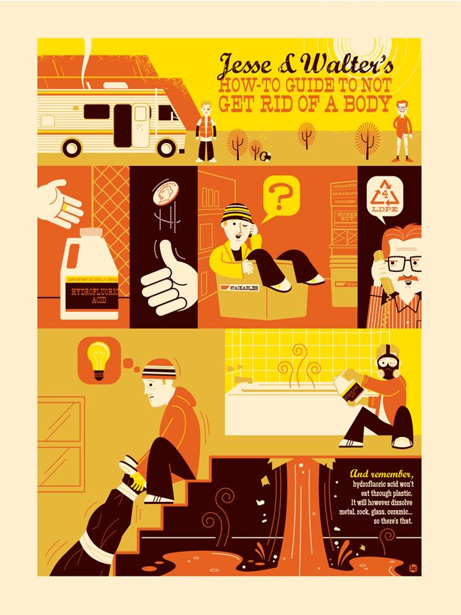 AMAZING Breaking Bad Art: Montygog's Art-O-Rama!: Breaking Bad