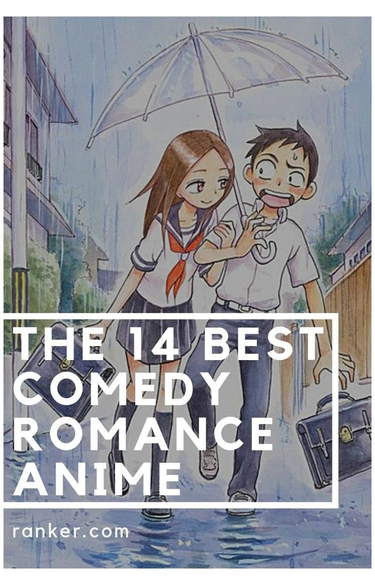 14 Anime TV shows that are Romantic Comedies romantic