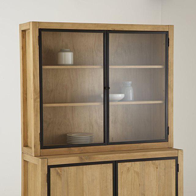 1000 id es sur le th me vaisselier sur pinterest buffet vaisselier rangement modulable et. Black Bedroom Furniture Sets. Home Design Ideas