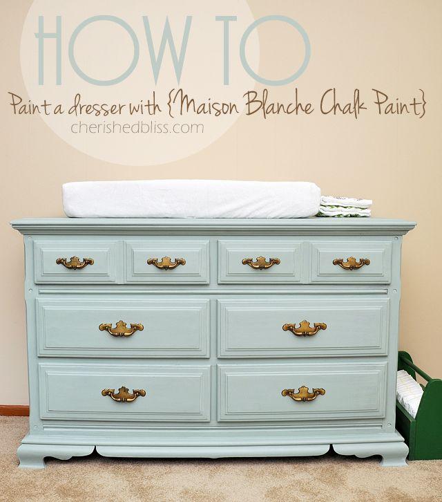 Best + Paint a dresser ideas on Pinterest