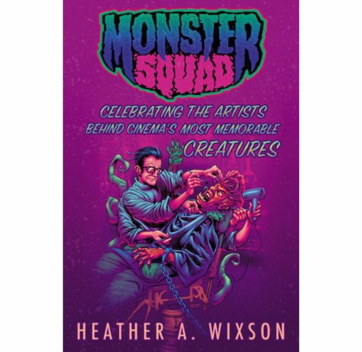 ​MONSTER SQUAD (EBOOK)