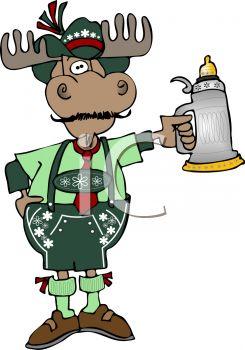 You Moose Have A Beer Ha