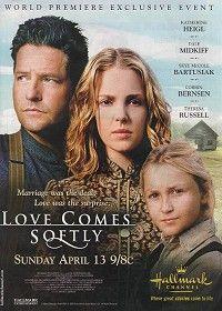 Tichá láska (TV film)  Love Comes Softly  Láska přichází zvolna
