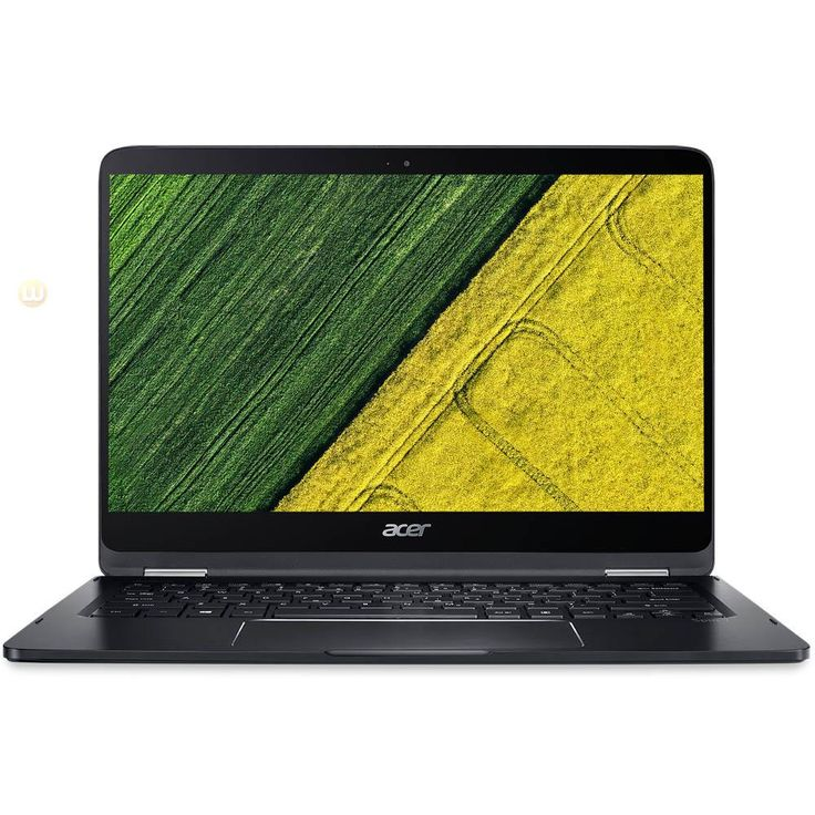 "ACER Spin 7 SP714-51 Notebook i7-7Y75 8GB RAM 256GB SSD 14"" Win10 NX.GKPAA.003"