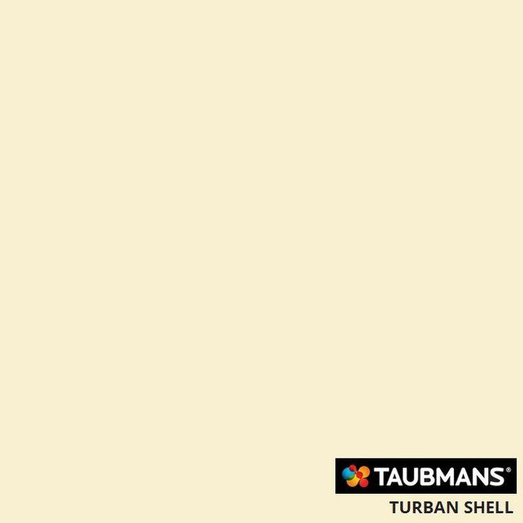 #Taubmanscolour #turbanshell