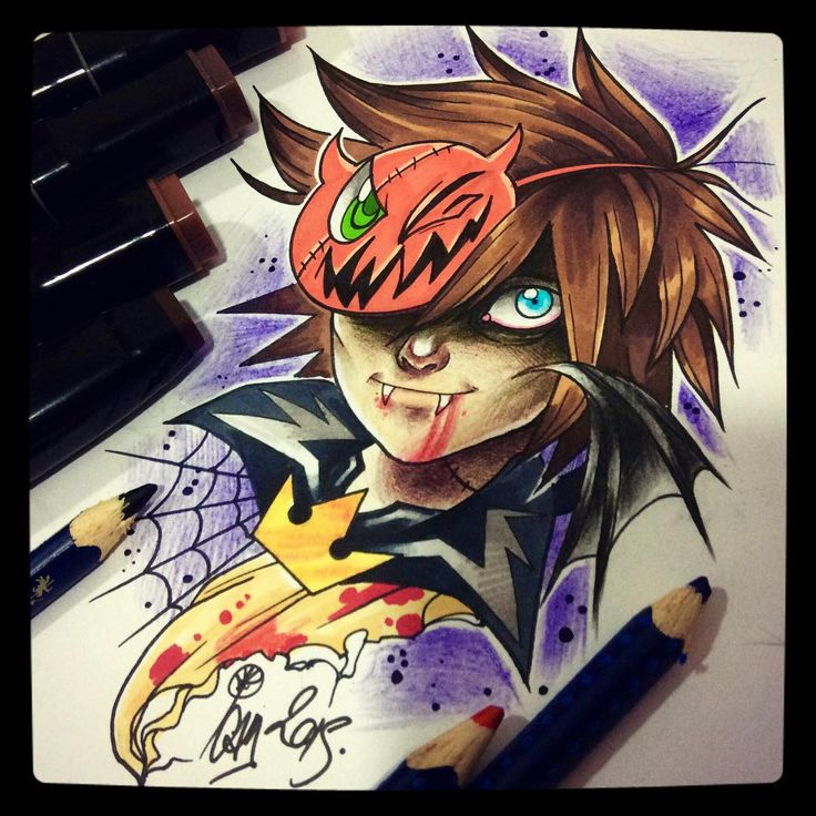 """FLASH TATTOO DISPO / AVAILABLE ! Sora de Kingdom Hearts special Halloween ❤️ #kingdomhearts #sora #sorakh #kingdomheartssora #nightmarebeforechristmas…"""