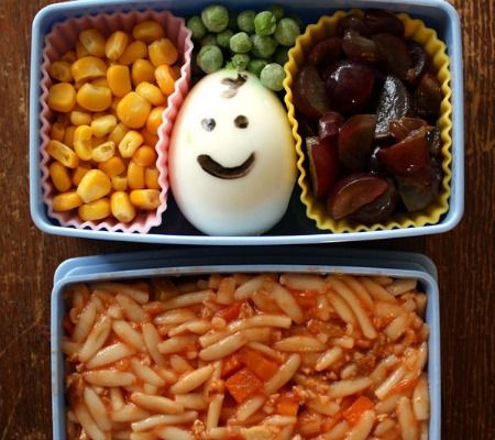 bento lunches for babies toddlers disney baby food kid pinterest disney the o 39 jays. Black Bedroom Furniture Sets. Home Design Ideas