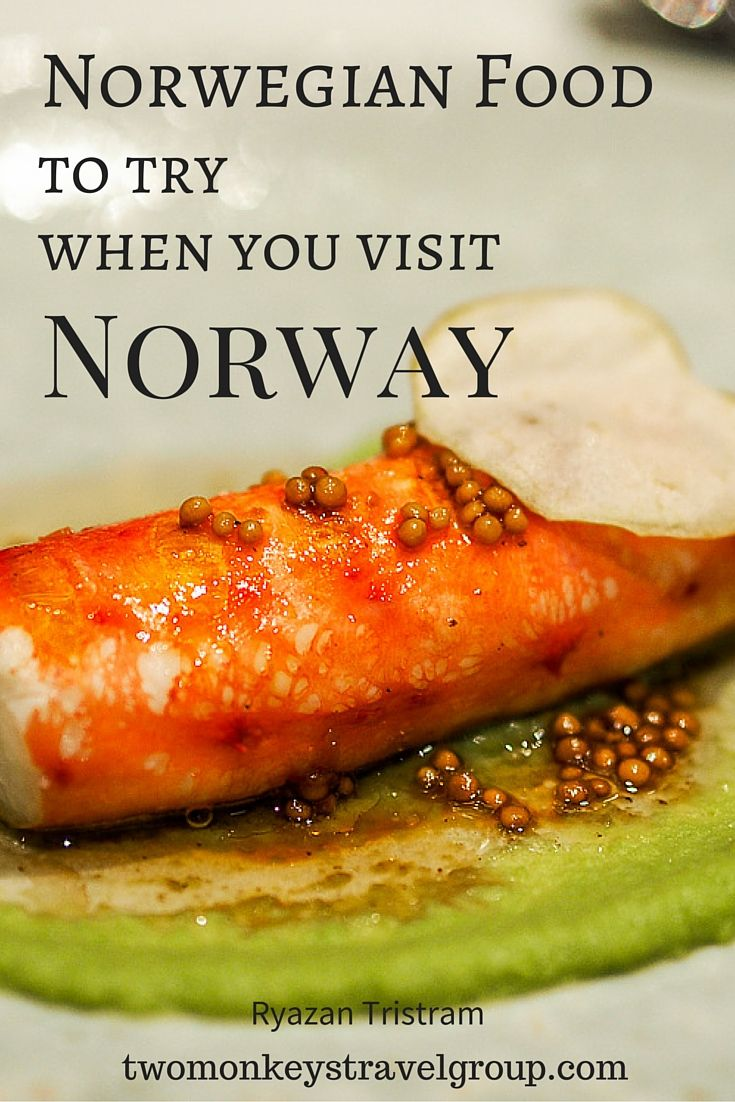 Amazing Norwegian Food ♥♥ to Try When You Visit Norway