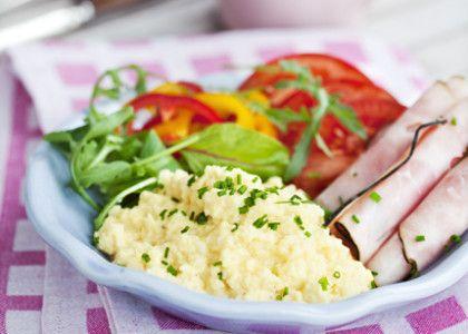 Äggröra med kalkon 5:2 | MåBra - Nyttiga recept