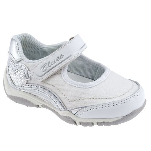 Chicco Brigitta Toddler Shoes - White, Size 8.5