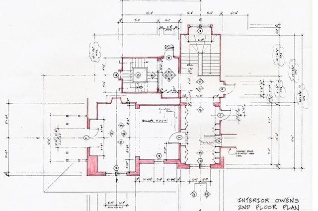 Practical Magic House Floor Plan 3