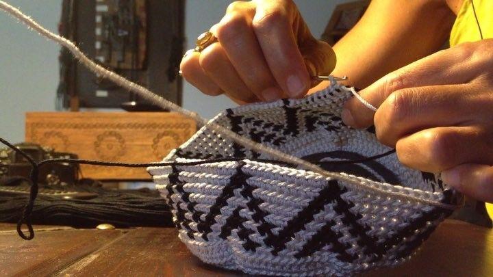 Wayuu small bag