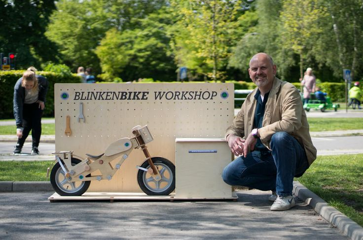 The Story | Blinkenbike