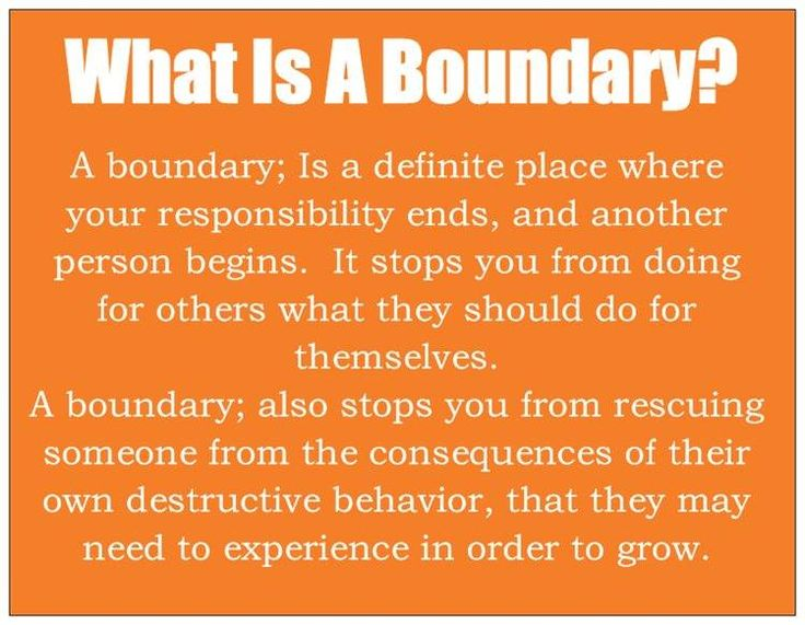 examples for crossing some boundaries in a therapeutic relationship