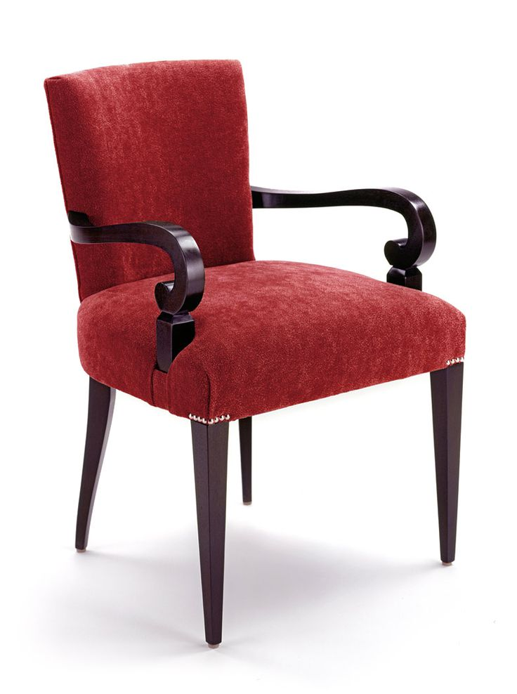 Montalembert Arm Dining Chair is part of Room Service: EAT