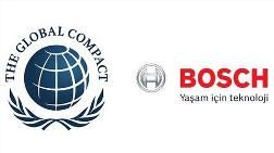 Kentsel Dönüşüm - Bosch BM Küresel İlkeler Sözleşmesi'ni İmzaladı