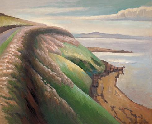 "Dorrit Black. Dorothea Foster Black (Australian, 1891-1951) ""Coast Road"", 1942"
