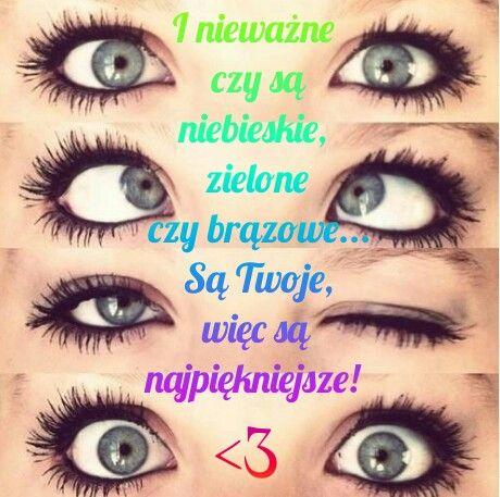#cytaty #piękne #oczy