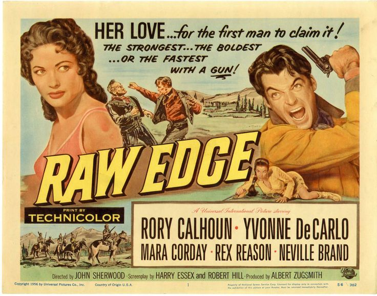 Marilyn Monroe Tommy Gun: RAW EDGE 1956] RAW EDGE 1956 PG Rory