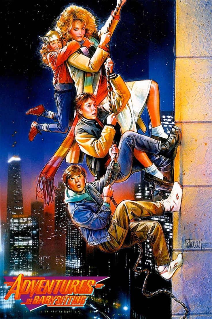 1000 images about i m gonna watch it again adventures in babysitting 1987 starring elisabeth shue