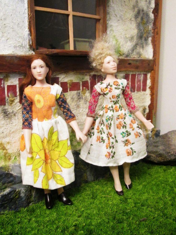 Dolls by Taru Astikainen, styling by Hanna & Leijona